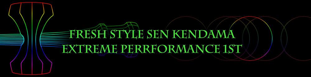 FRESH STYLE SEN KENDAMA EXTREME PERRFORMANCE 1st